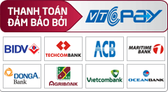 Thanh toán đảm bảo với VTC@Pay