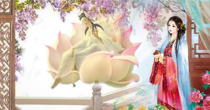 Truyền thuyết về Quán Thế Âm Bồ Tát: Câu chuyện đắc đạo của công chúa Diệu Thiện 120