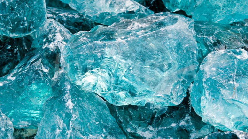Mặt Tỳ Hưu Aquamarine #MAQ0004 1