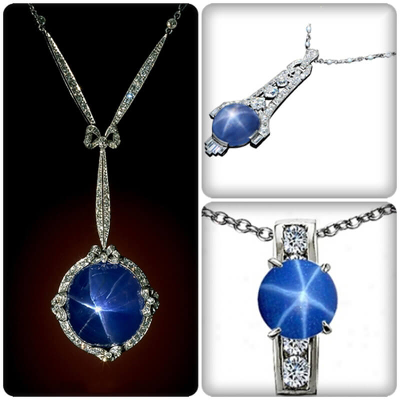Sapphire Sao hiếm có khó tìm.