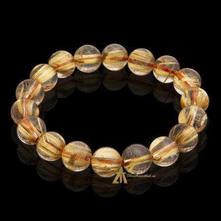 Vòng tay Thạch Anh Tóc Vàng #VT0007