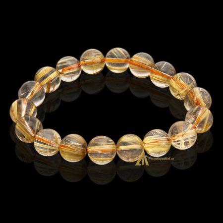 Vòng tay Thạch Anh Tóc Vàng #VT0008