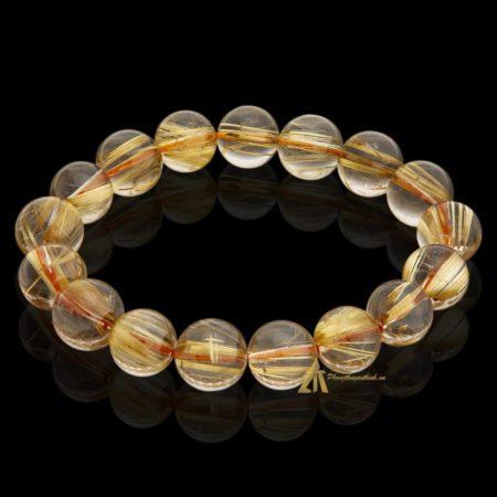 Vòng tay Thạch Anh Tóc Vàng #VT0010