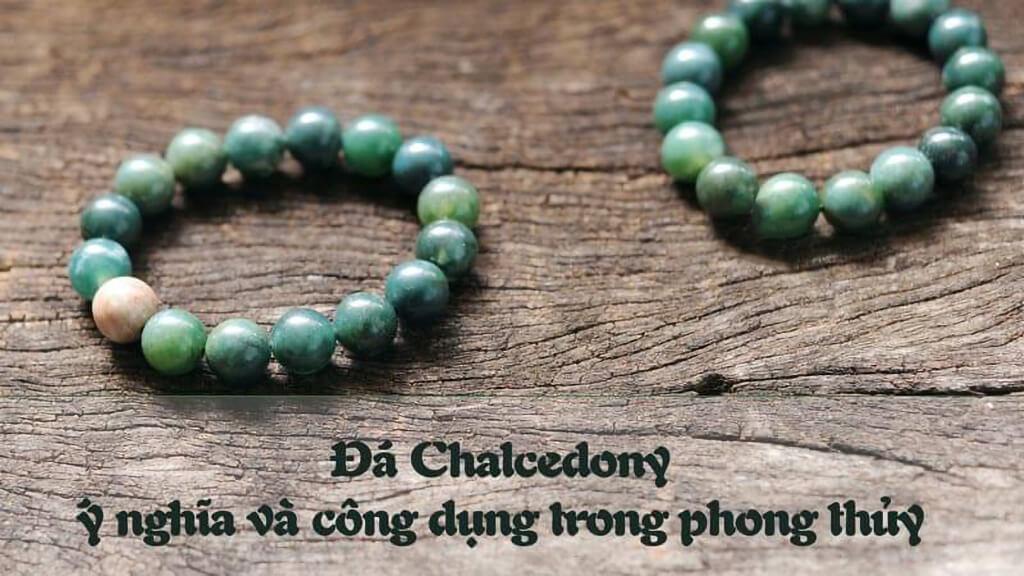 Đá Chalcedony Là Gì