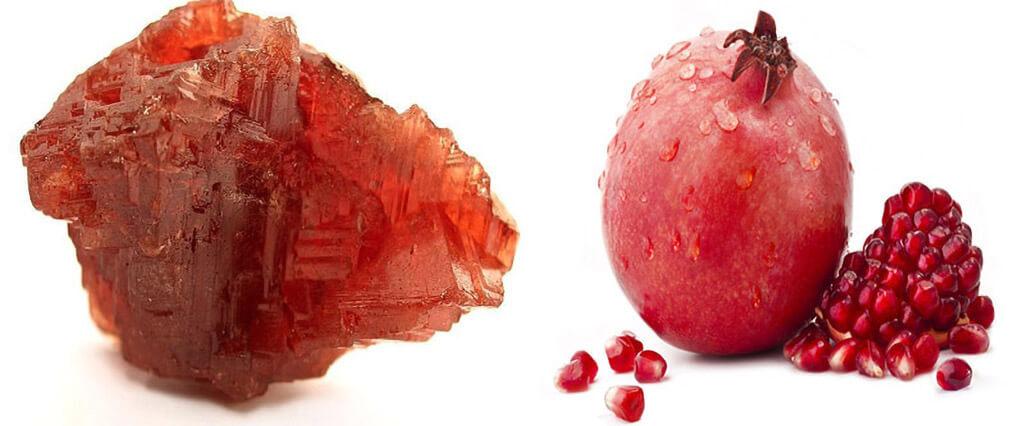 Cái Tên Garnet Bắt Nguồn Từ Tiếng La Tinh Granatum Có Nghĩa Là Thạch Lựu