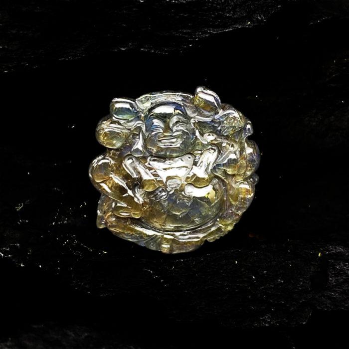 Mặt Phật Di Lặc Sapphire Phan Thiết #MSP-0406-01 1