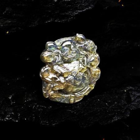 Mặt Phật Di Lặc Sapphire Phan Thiết #MSP-0406-01 4