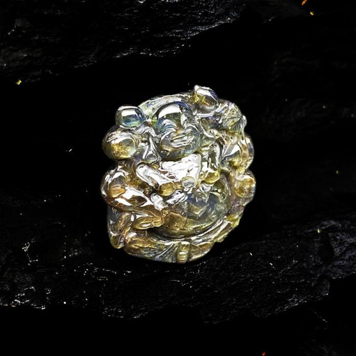 Mặt Phật Di Lặc Sapphire Phan Thiết #MSP-0406-01 2
