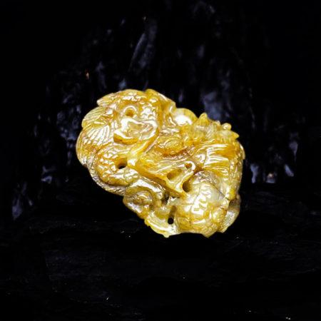 Mặt Rồng Sapphire Vàng Tự Nhiên #MSPV-0406-02 5