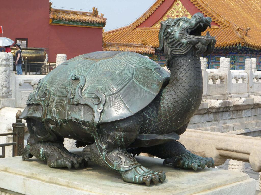 Long Quy Rùa Đầu Rồng