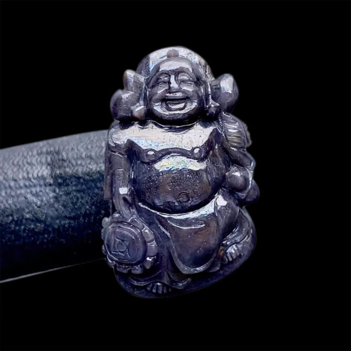 Mặt Phật Di Lặc Sapphire Lục Yên #MSP-0807-07 1