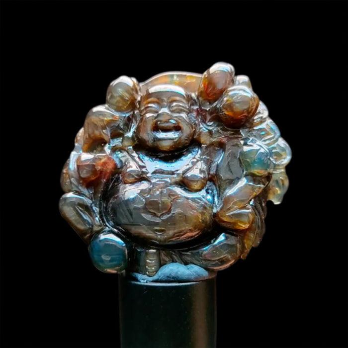 Mặt Phật Di Lặc Sapphire Phan Thiết #MSP-0922-04 1