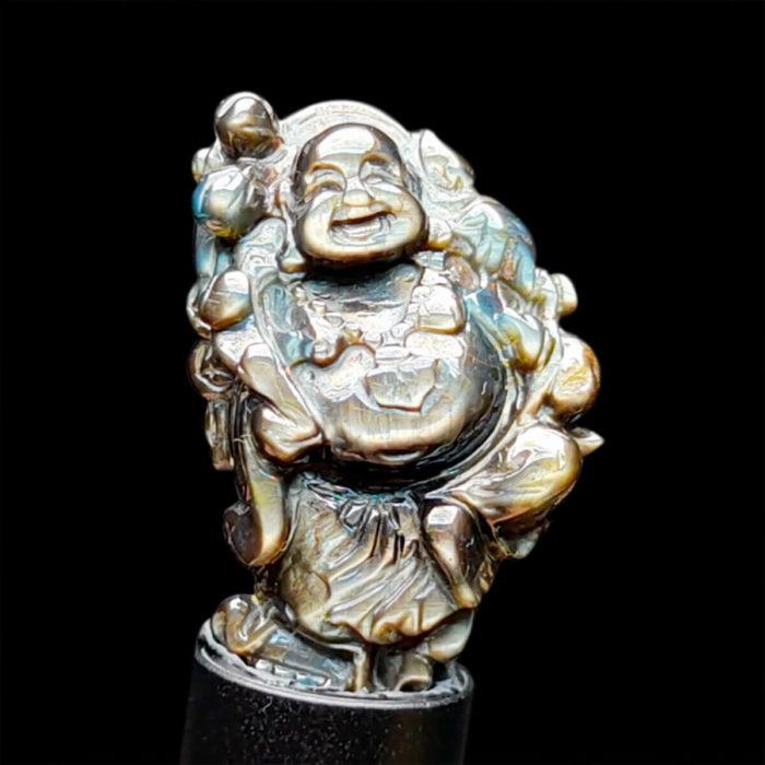 Mặt Phật Di Lặc Sapphire Phan Thiết - Tự Nhiên #MSP-1004-12 1