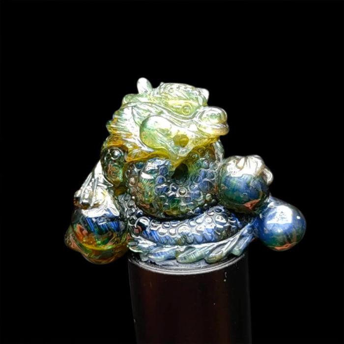 Mặt Rồng Phun Châu Sapphire Phan Thiết #MSP-1004-15 1
