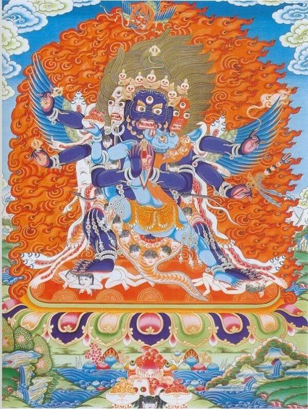 Vajrakilaya (Kim Cang Phổ Ba)