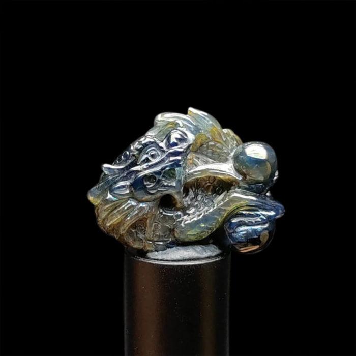 Mặt Rồng Phun Châu Sapphire Phan Thiết #MSP-1021-13 1
