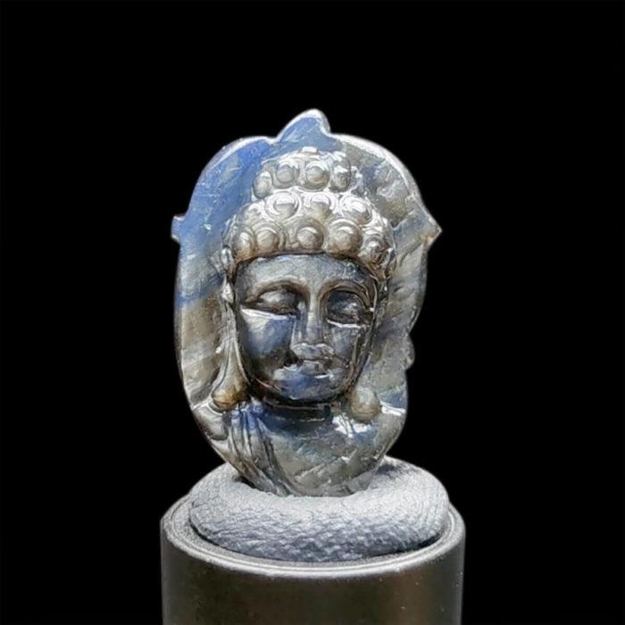 Mặt Phật A Di Đà Sapphire Phan Thiết #MSP-1024-31 1