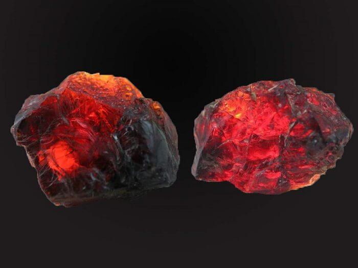 Đá Painite thuộc vào khoáng chất quý hiếm nên có giá trị rất cao